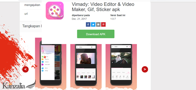 Download aplikasi edit video android