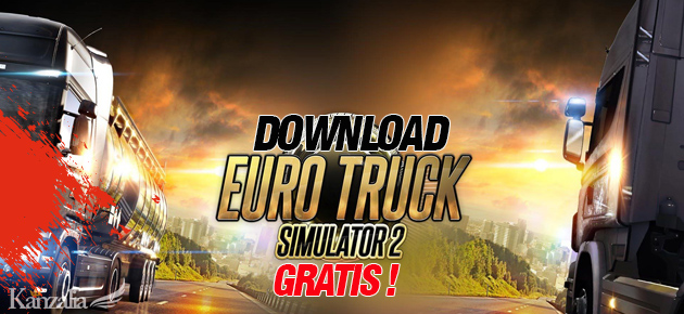 Begini Cara Download Game Ets2 Mod Indonesia 100% Gratis ! 1