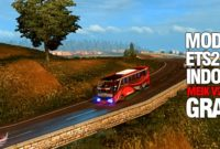 Download Map Ets2 Indonesia MEIK V2 Rework Ets2 v1.30 ~ v1.34 100% Gratis ! 1