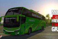 Download Mod Bus Jetliner Ets2 V1.30 Bonus 7 Skin Pack Terbaru Paling Mantap ! 1