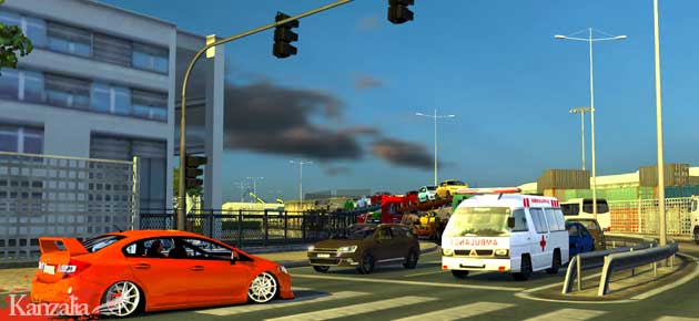Mod Traffic Ets2 V1.30 Indonesia