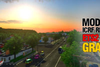 Download Mod Map Ets2 V1.36 ICRF Rework Gratis NO CRASH ! 6