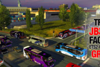 Download Mod Traffic Ets2 V1.30 - V1.37 JETBUS 3 FACELIFT Gratis, Mantap ! 2