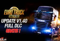Download Game Ets2 V1.40 Full DLC Update Terbaru Gratis ! 2